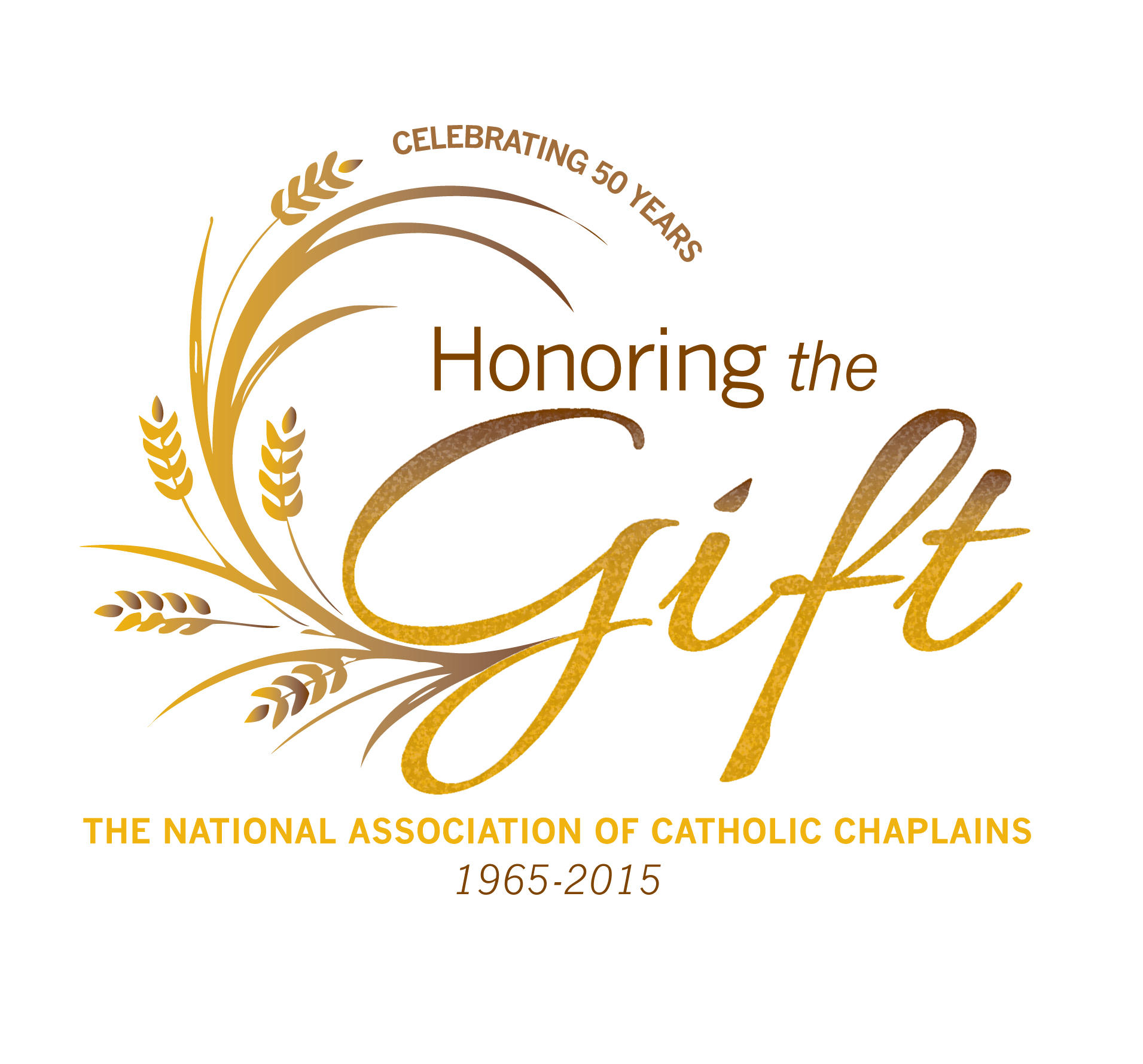 NACC 50th Anniversary Logo -- Honoring the Gifts